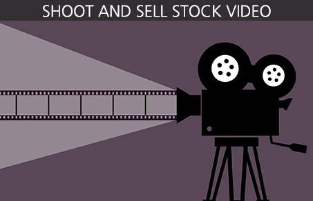 Shoot and Sell Stock Video