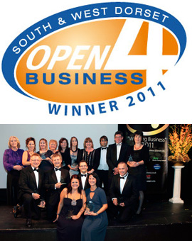 Nick Stubbs Entrepreneur of the Year 2011