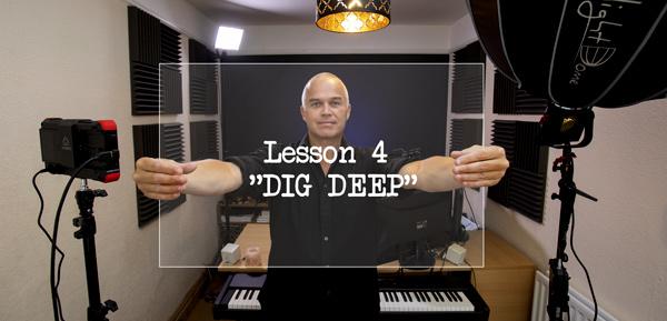 7 Levels - Dig Deep